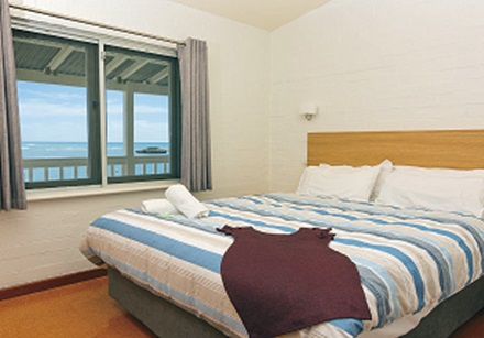 Ocean View accommodation interior