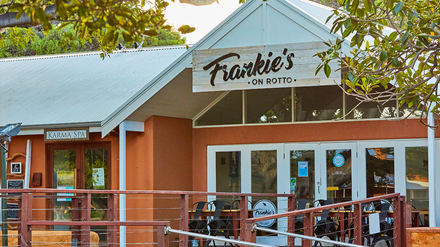 Frankie's on Rotto