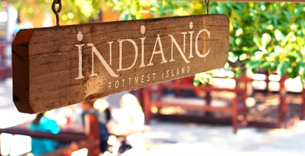 Indianic store on Rottnest Island