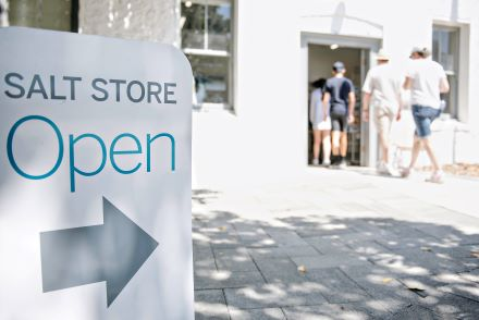 The Salt Store on Rottnest Island is now open
