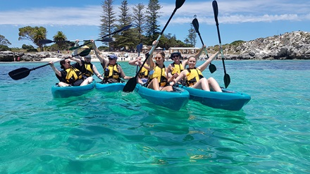 Rottnest Island Sea Kayaking Tours